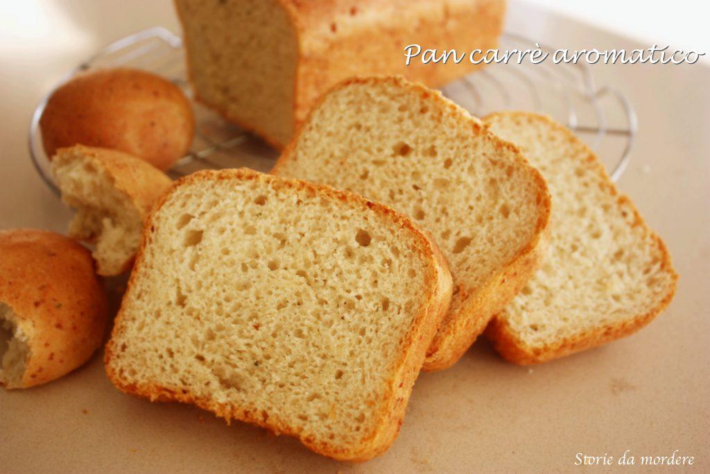 pan carrè aromatico
