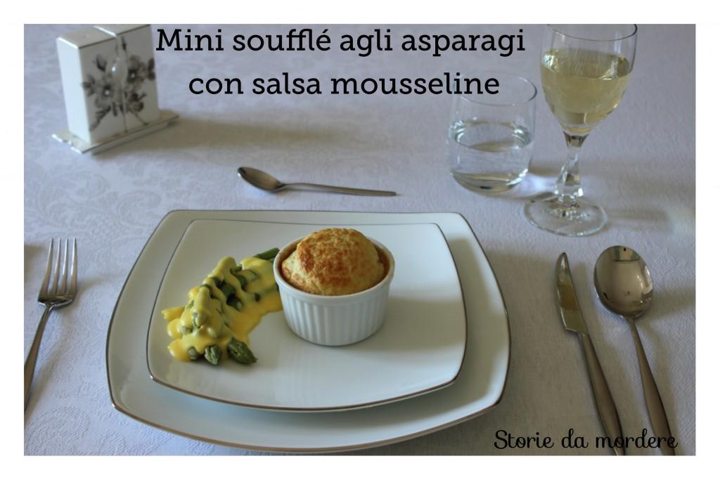 mini soufflè asparagi