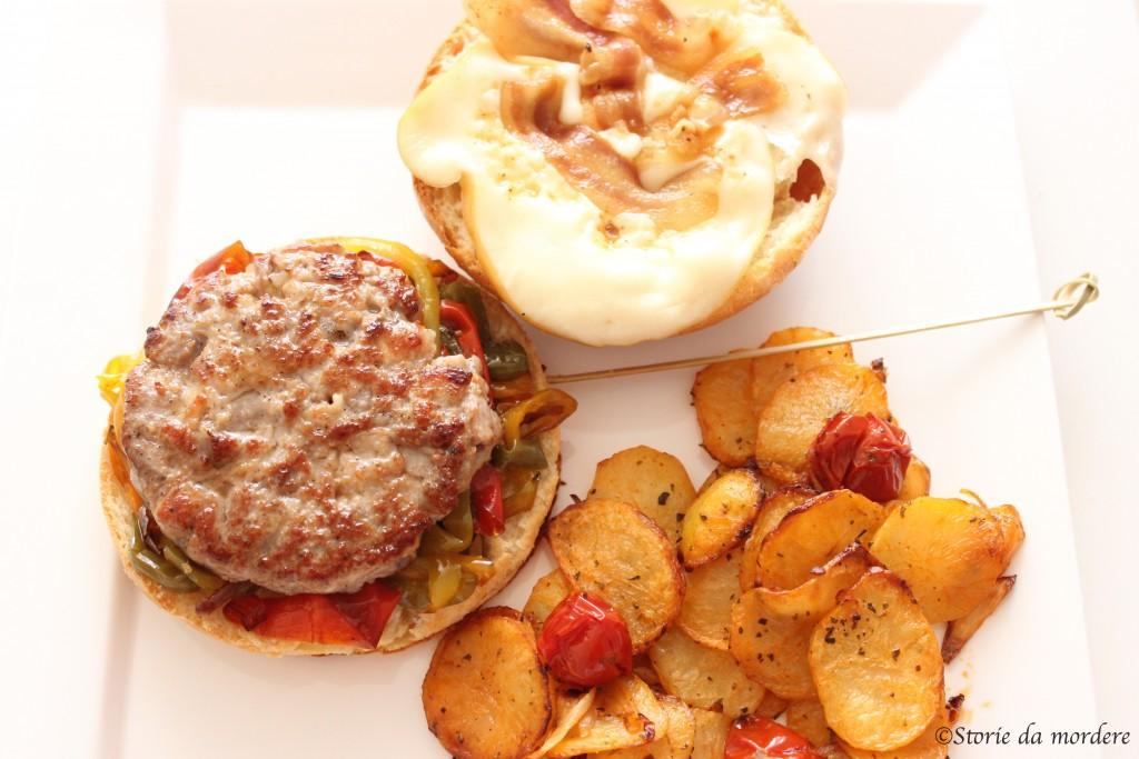 Cheeseburger napoletano5