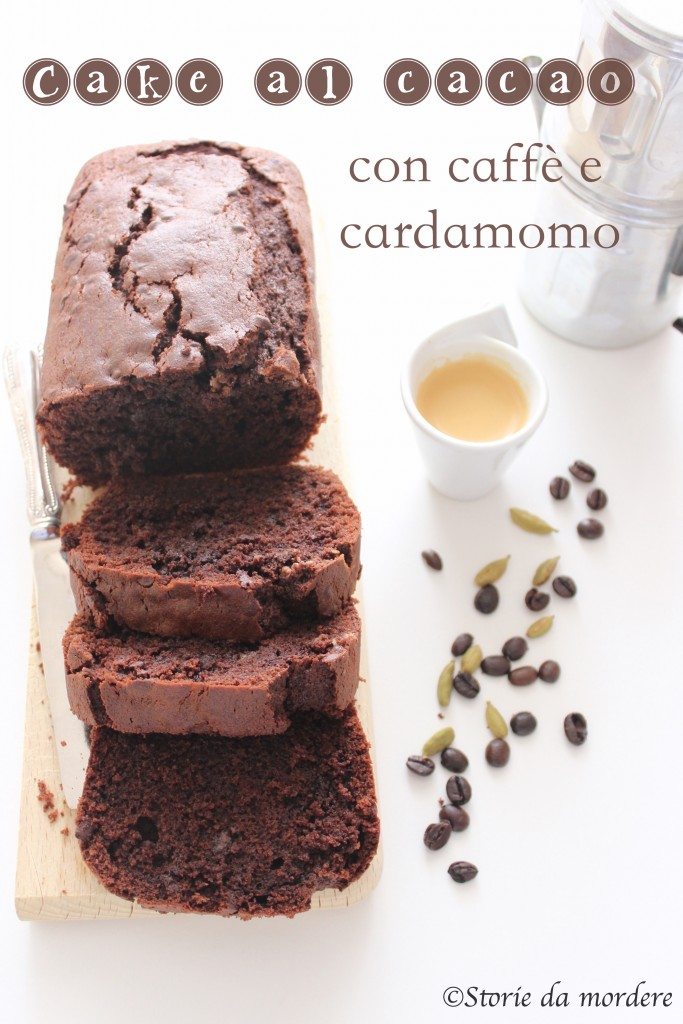 cake cacao caffè cardamomo 3