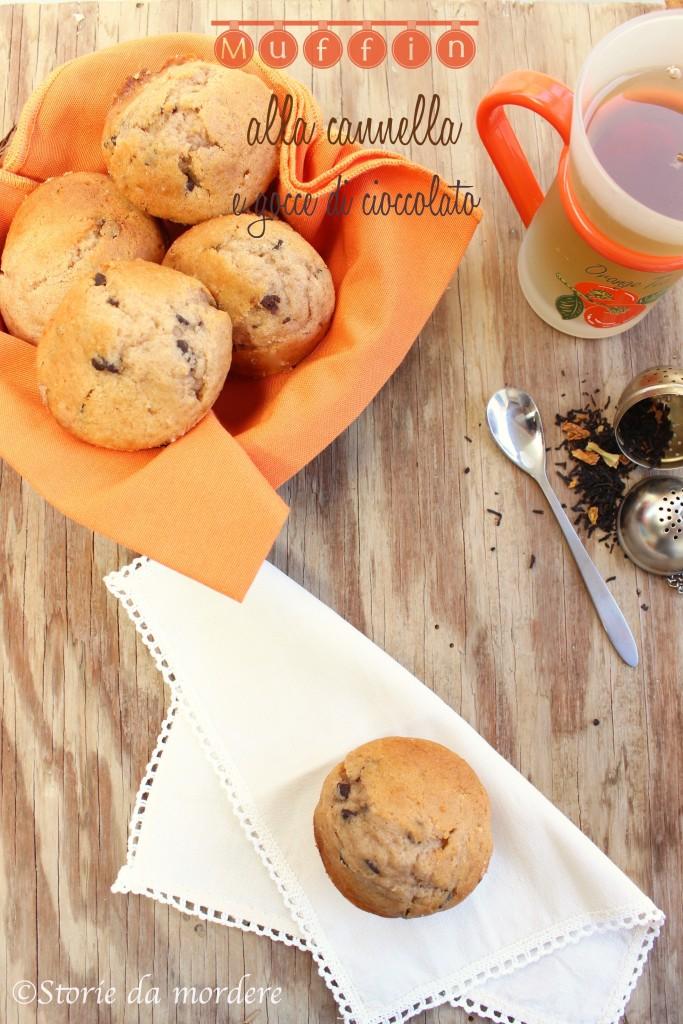 muffin cannella cioccolato 2