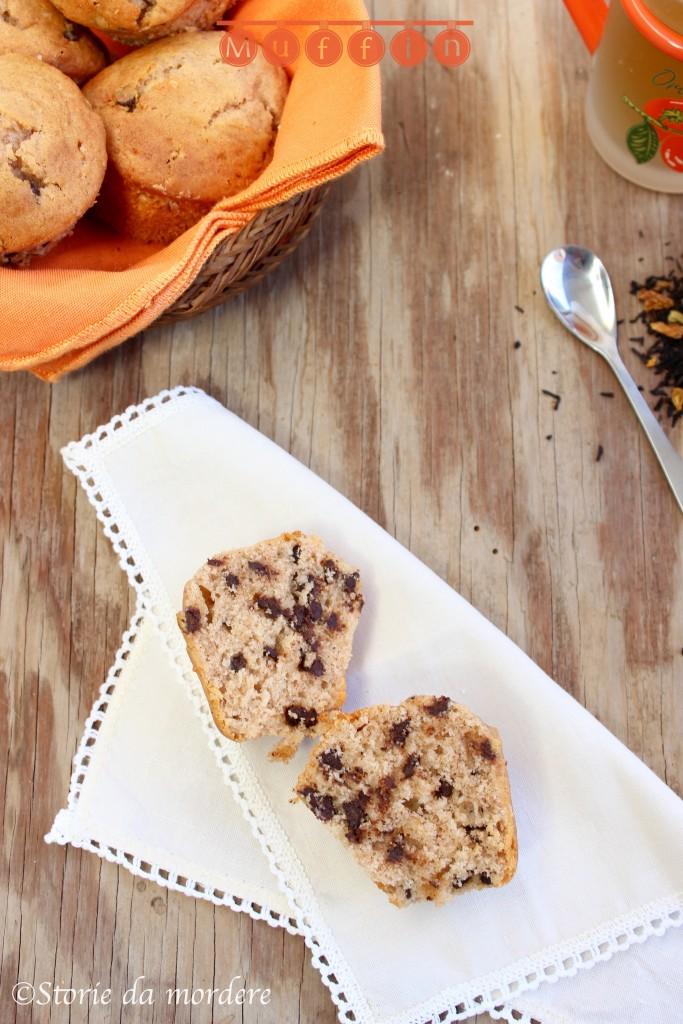 muffin cannella cioccolato 3