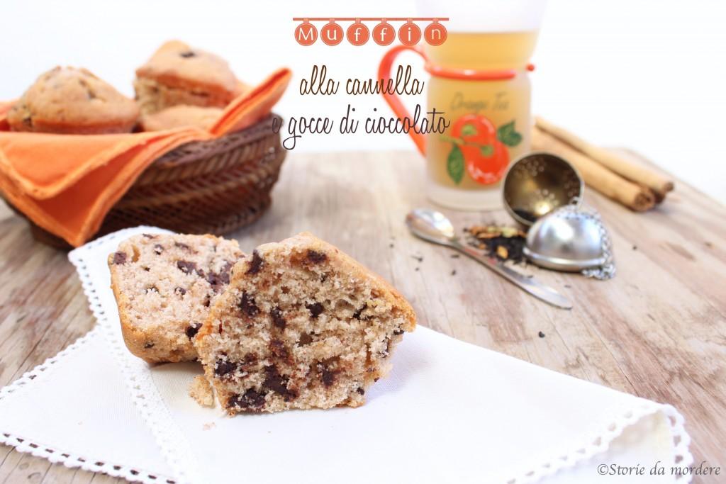 muffin cannella cioccolato 4