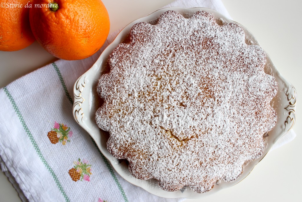 torta succo arancia cocco
