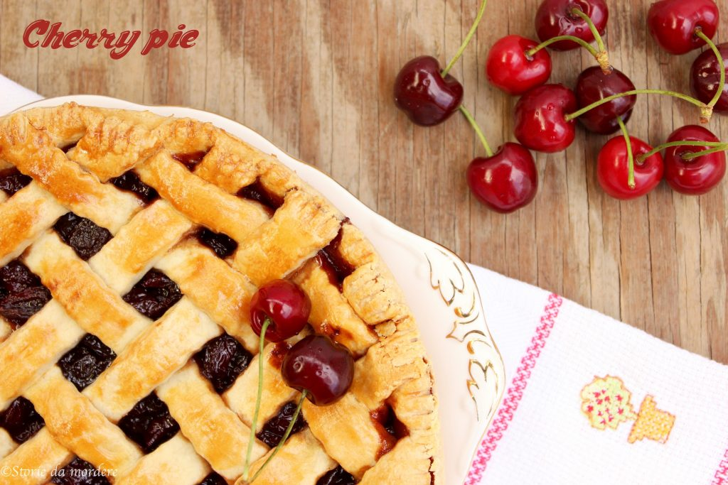 cherry pie crostate ciliegie 1